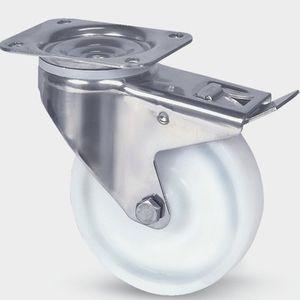 Pressed Steel Caster Wheels (804)