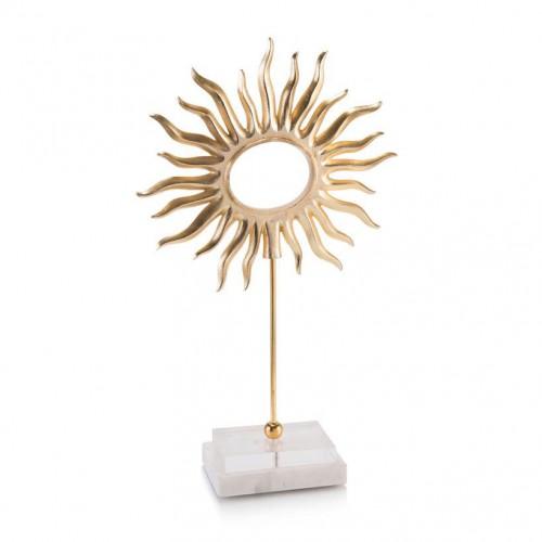 Golden Sunburst stands