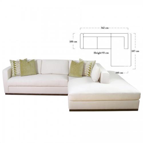 Zuma Island Sectional Sofa set