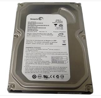 ATA IDE 160GB 7200RPM SEAGATE ST3160215ACE