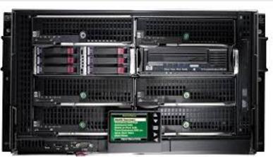 6U HP 696910-B21 Blade System