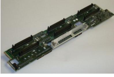 SCSI PROLIANT BACKPLANE BOARD