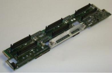 HP 289552-001 SCSI BACKPLANE BOARD