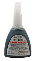 Aron Alpha 400X Series glue