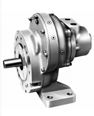 Multi-Vane Air Motor