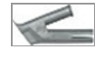 push on welding tip