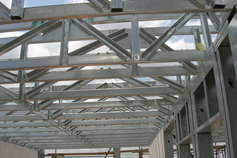 Roof Steel Truss Manufacturer In Malaysia By Mingu