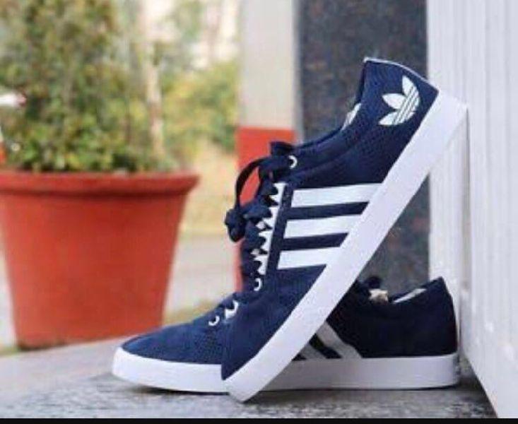 Mens Adidas Neo Blue Shoes by Bumperkart Fashion Pvt Ltd, mens ...