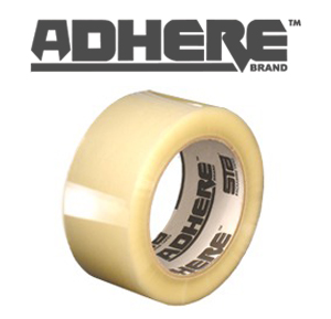 Adhere General Economy Hot Melt Carton Sealing Tape