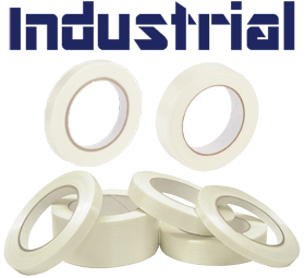 Glass Reinforced Industrial Filament Tape