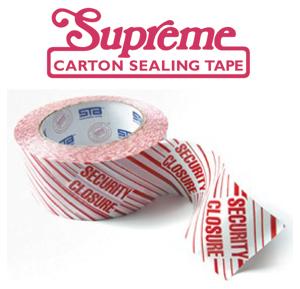 Supreme Security Closure Printed Carton Sealing Tape