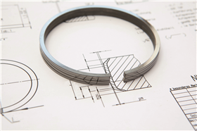 DuroGlide Piston Ring Coating