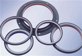 Flat-Install Dynamic Seals