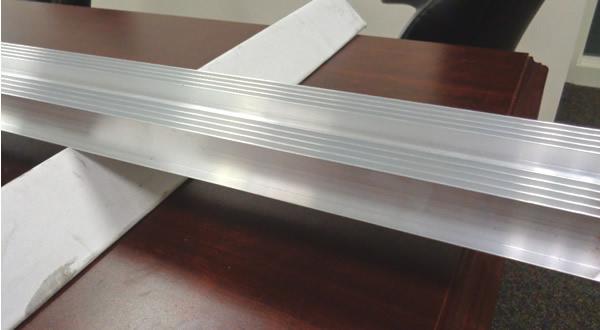 Aluminum Heatsink Extrusion