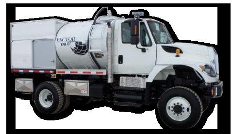 Vactor RamJet Vacuum Truck