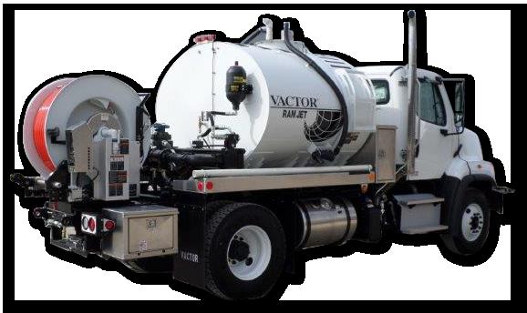 Vactor RamJet 25 Vacuum Truck