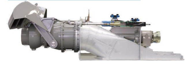 WATER JET PROPULSION SYSTEM