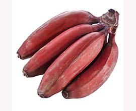 Fresh Poovan Red Banana
