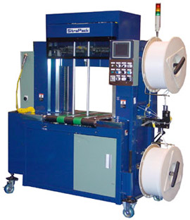 Automatic Publication Strapping Machine