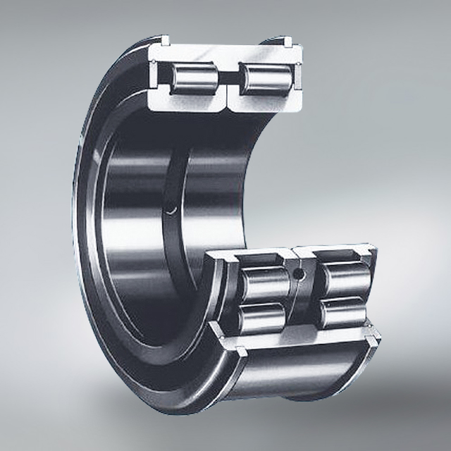 Full-complement Cylindrical Roller Bearings