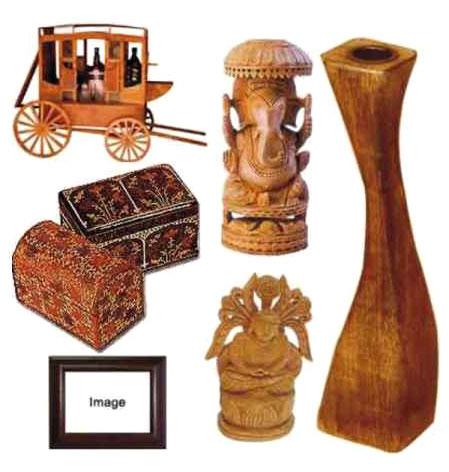 Wooden Handicrafts Manufacturer In Rajkot Gujarat India By Ind