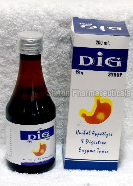 Dig Syrup