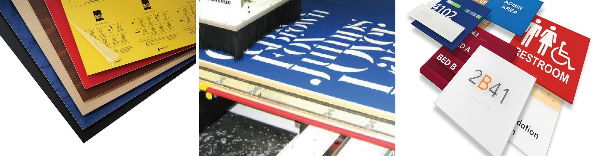 engraving plastic