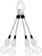 LEG Sling ropes
