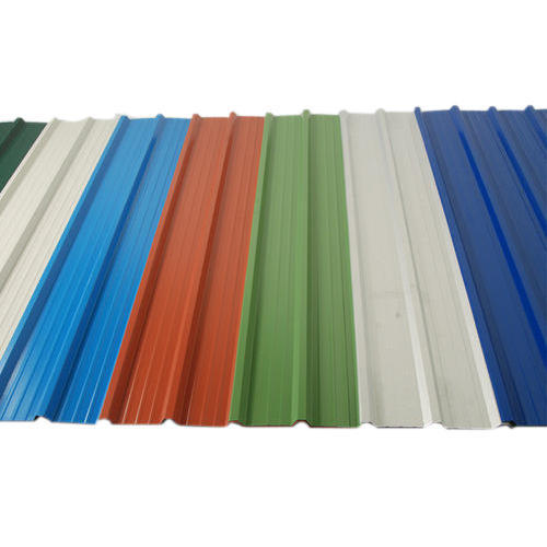 Steel Color Coated Roofing Sheets