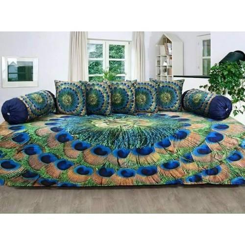 Diwan Bed Sheet Set