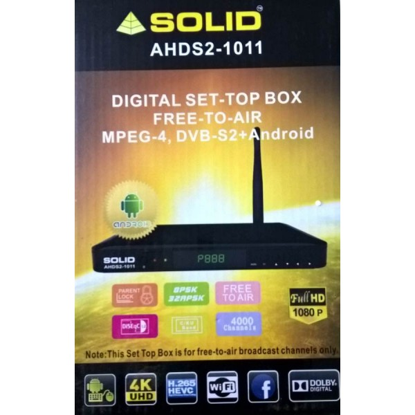 Android FTA Set-Top Box Manufacturer in Delhi India by