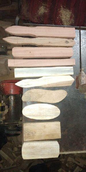Wooden Brush Handle