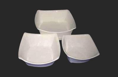 Acrylic Dinner Bowls