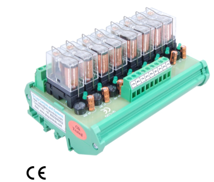 24V DC 1CO Relay Board Manufacturer in Maharashtra India by