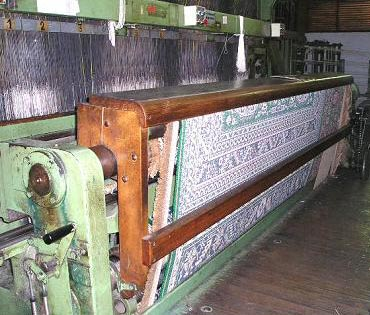 Buy Carpet Weaving Machine From American Plant And