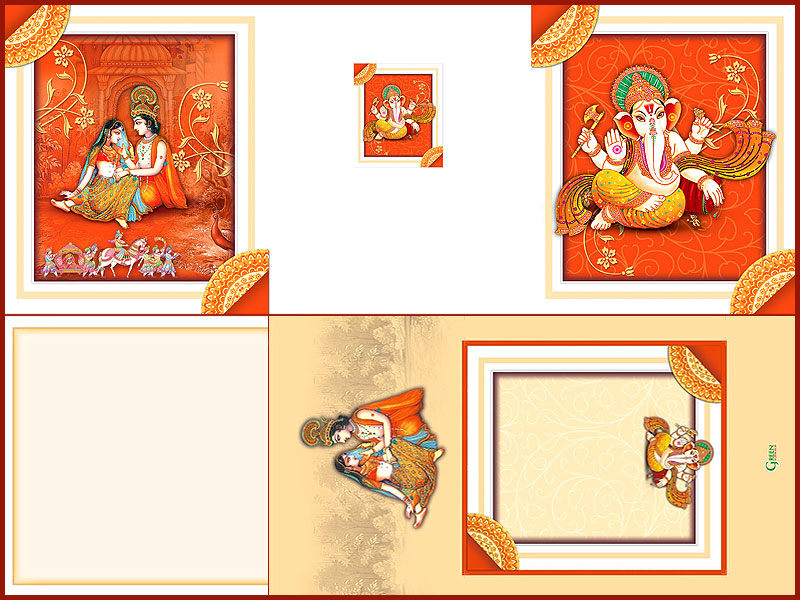 Royal Ganapathi Wedding Card Manufacturer Manufacturer From
