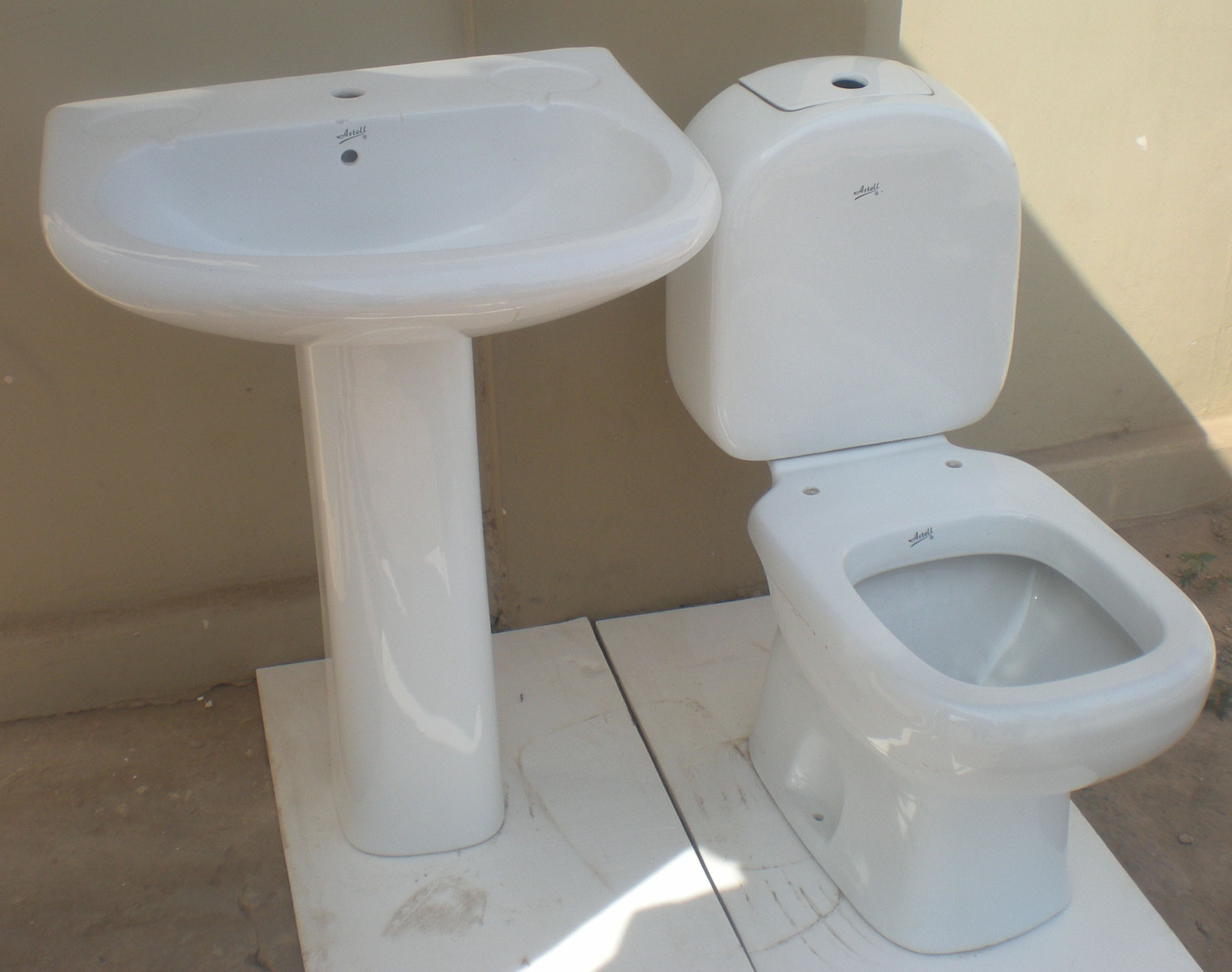 Toilet Accessoires Set : Italian set manufacturer & manufacturer from thangadh india id