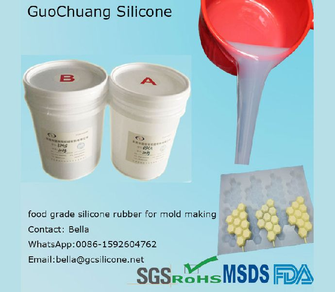 Food grade rtv mould making silicone rubber Manufacturer in