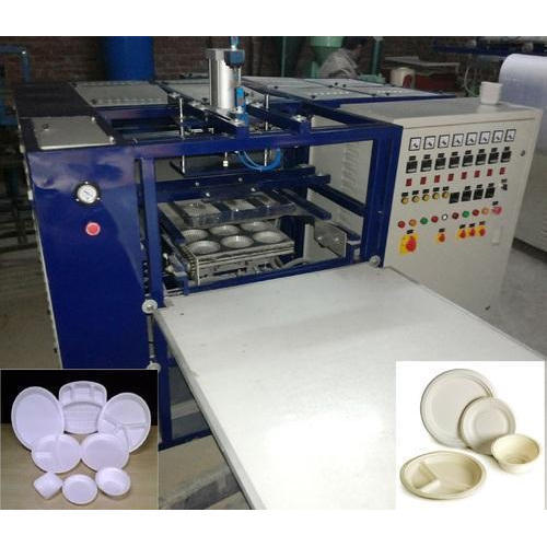 disposable plate making machine (GI-01-2018)  sc 1 st  Exporters India & disposable plate making machine Manufacturer in Buxar Bihar India by ...