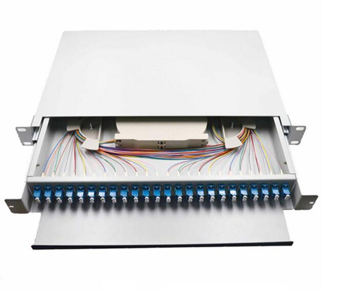 48 Port Lc Fiber Patch Panel Manufacturer In Shenzhen China By Foclinkco Ltd Id 3527423