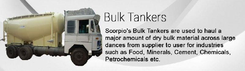 bulk tankers