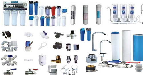 Reverse Osmosis Water Purifier Spare Parts