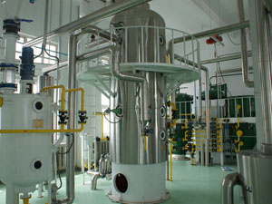 vegetable oil processing plant Manufacturer in Gujarat India by