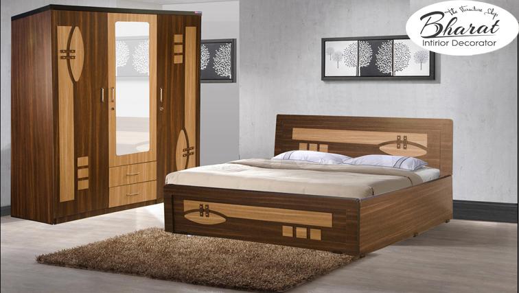 Wood Bedroom Furniture By Bharat Interior Decoretor Wood Bedroom Furniture Id 3556554