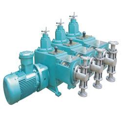 Dosing Pump Spare Parts (Metering Pumps)