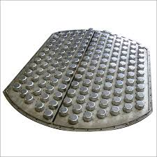 Bubble Cap Tray Manufacturer in Gujarat India by RENU ENGINEERING