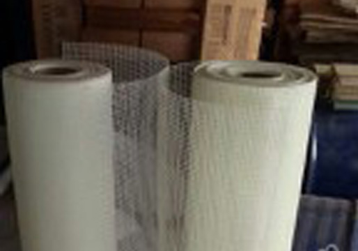 Glass Fiber Mesh Manufacturer in Gujarat India by Intec FRP Products