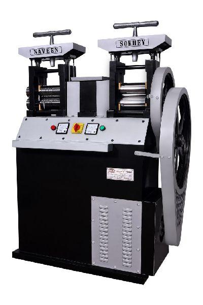 Semi Gearbox Rolling Machine