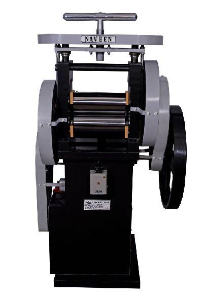 Triple Gear Sheet Rolling Machine