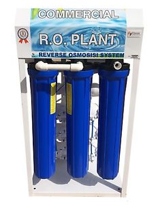 Ro Plant 100 LPH